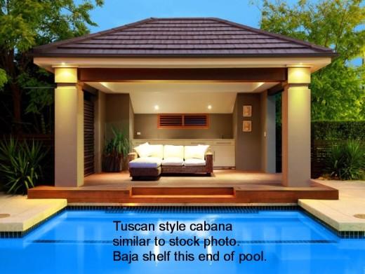 Cabana-casita